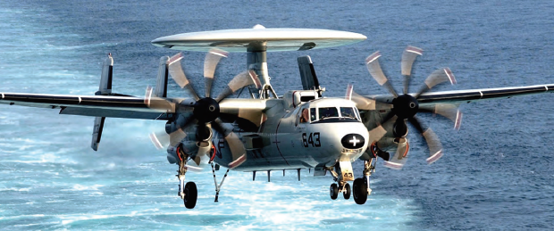 U.S. Navy Awards Lockheed Martin $65 Million for the Design, Development and Integration of Electronic Warfare Systems to Upgrade E-2D Aircraft