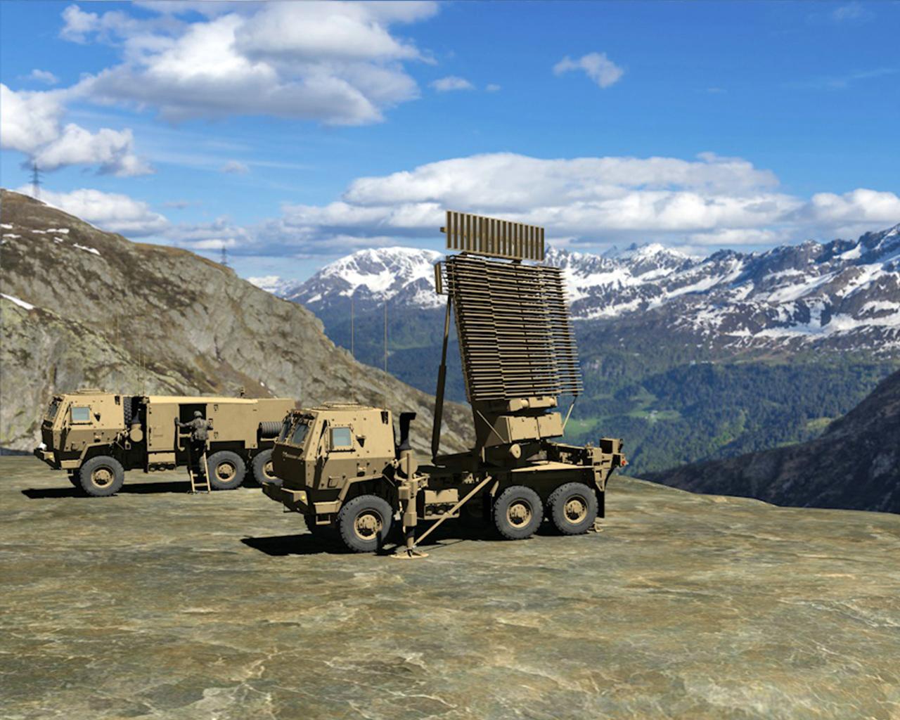 Ground-Based Air Surveillance Radars   Lockheed Martin