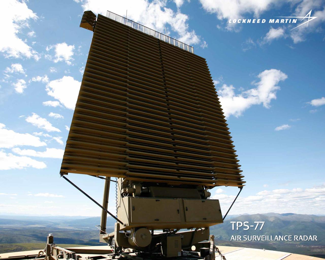 Ground Based Air Surveillance Radars Lockheed Martin