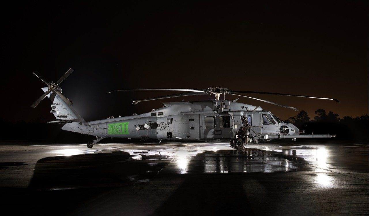 Combat Rescue Helicopter Lands Second Production Contract, New Name