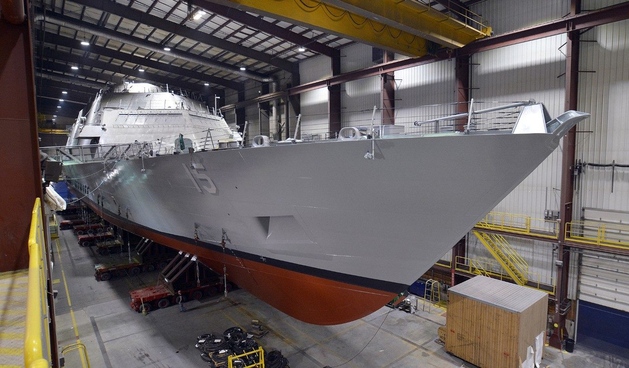 The Lockheed Martin-led Freedom-variant Littoral Combat Ship (LCS) team will reach another milestone on July 1 as LCS 15, the future USS BILLINGS, is scheduled to launch in Marinette, Wisconsin. The christening and launch ceremony is steeped in tradition; below is a complete guide to the ceremonies that surround the event.