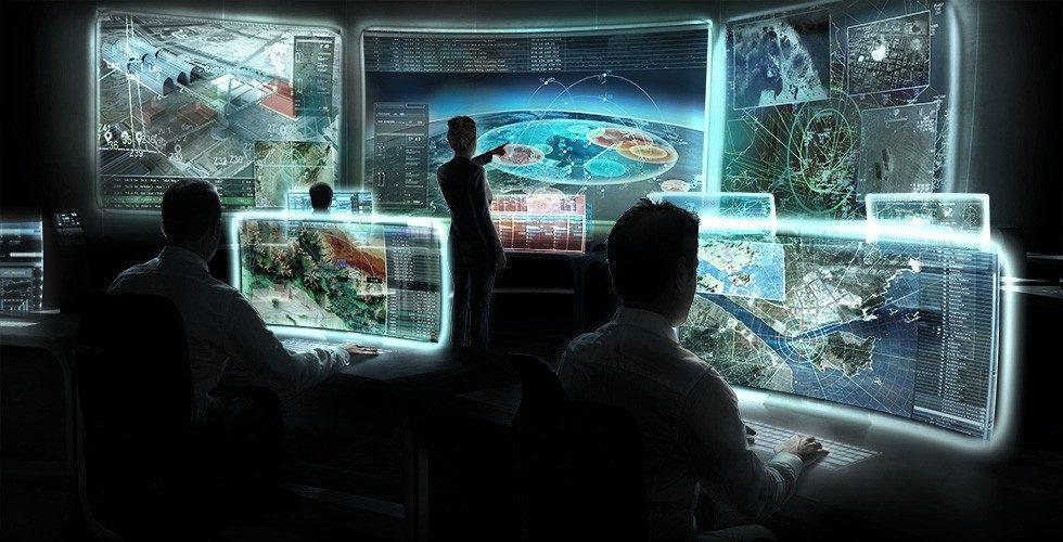 Multi Domain Command And Control