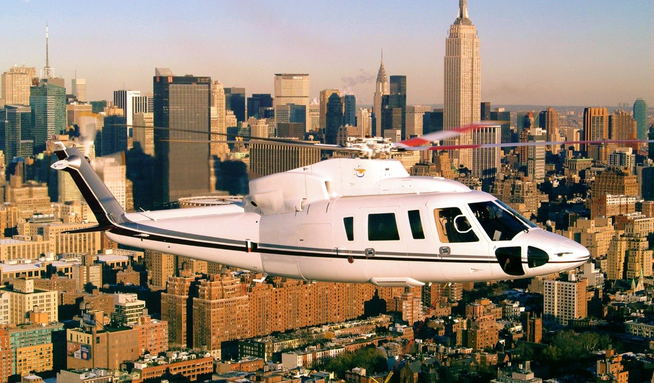 SIKORSKY S-76C+ MODEL UPGRADES TO S-76C++