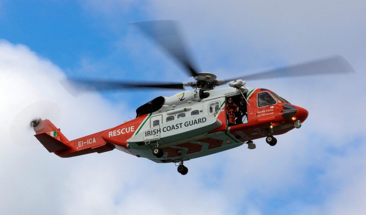 Irish and Korean Coast Guards State their Case for the S-92® Helicopter