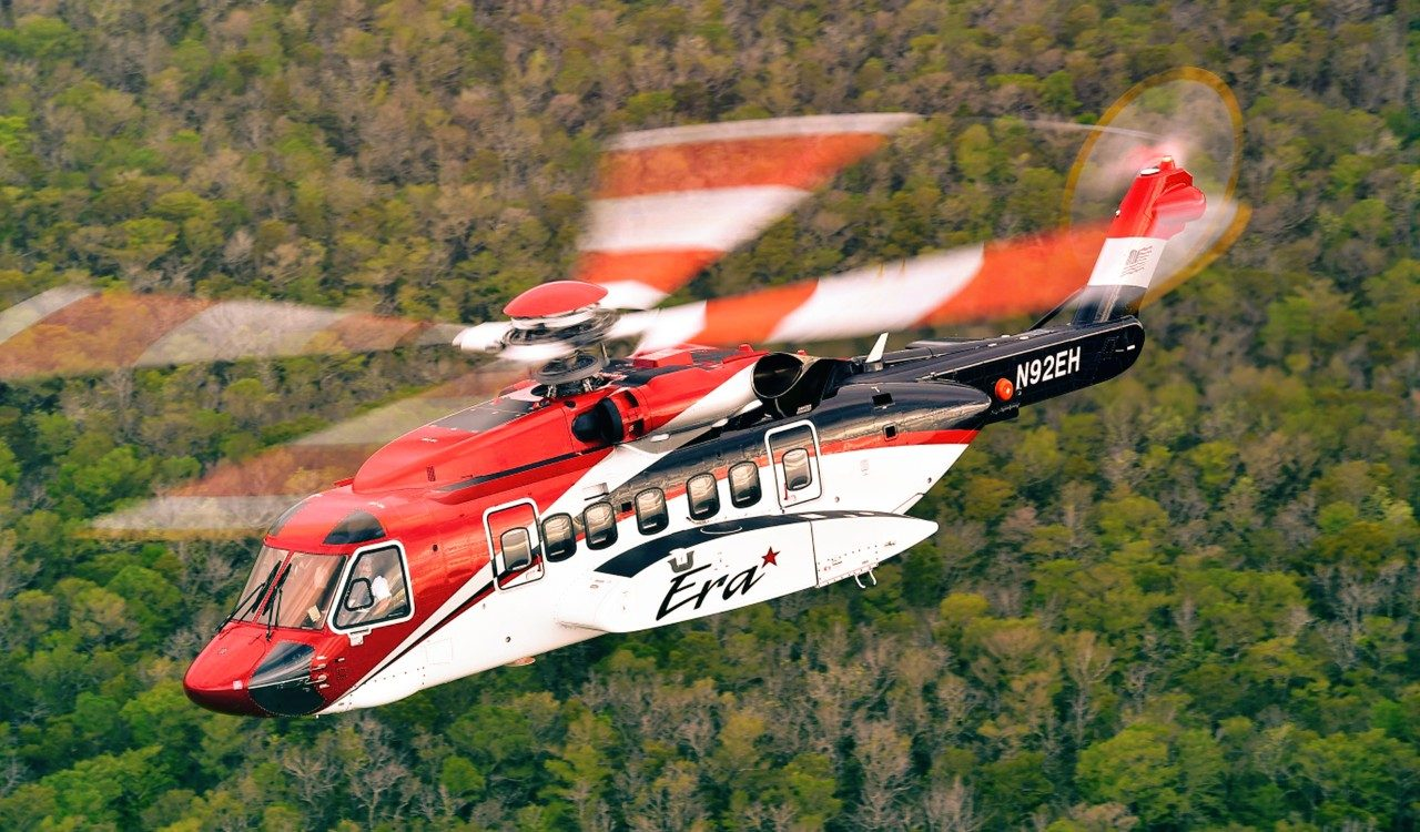 S-92® Helicopter with Gross Weight Expansion now in Operation