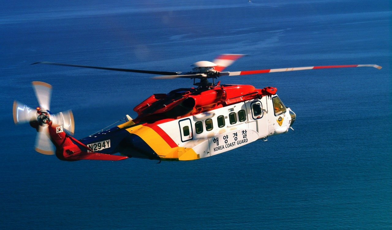 Sikorsky Celebrates Two South Korean Coast Guard Crews with Winged-S Rescue Awards