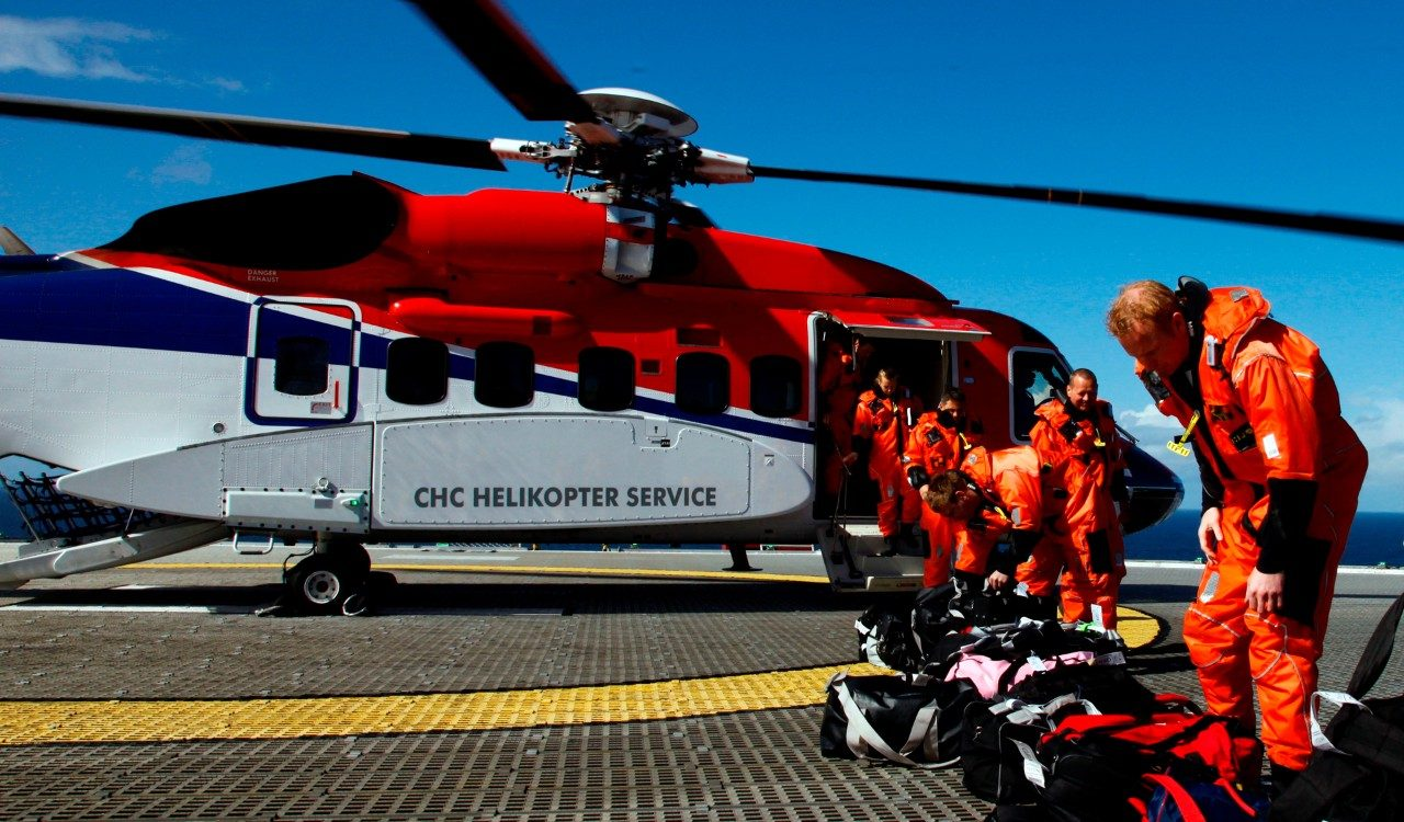 Angel of the North Sea: CHC and the S-92®