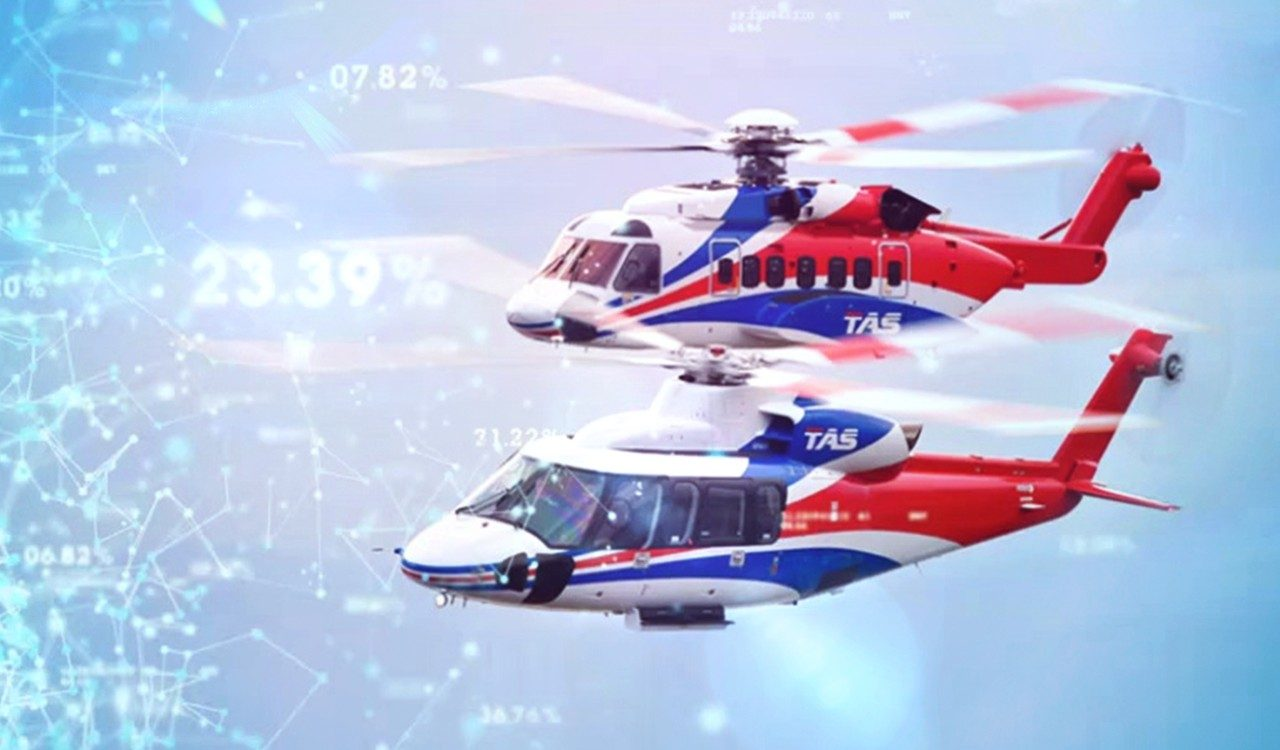 Big Data and Analytics Improve Commercial Helicopter Reliability