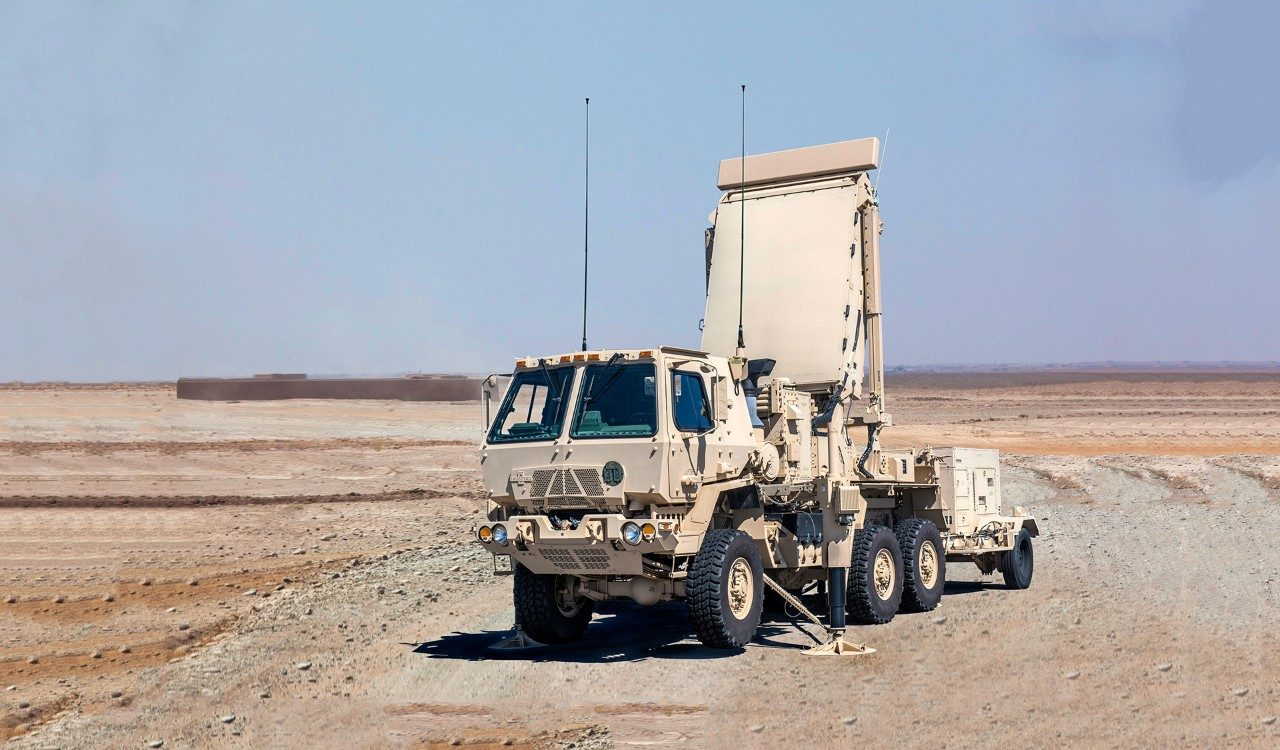AN/TPQ-53 Radar System | Lockheed Martin