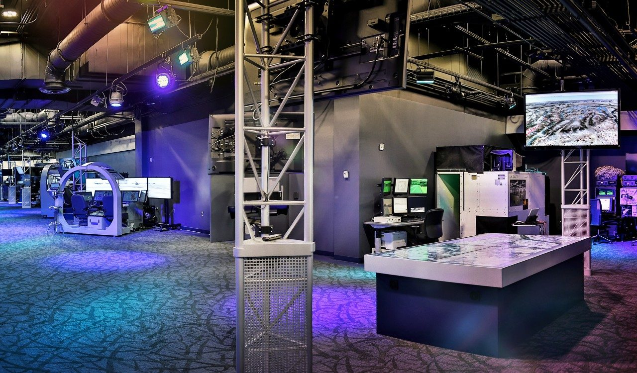 Innovation Demonstration Center (IDC)