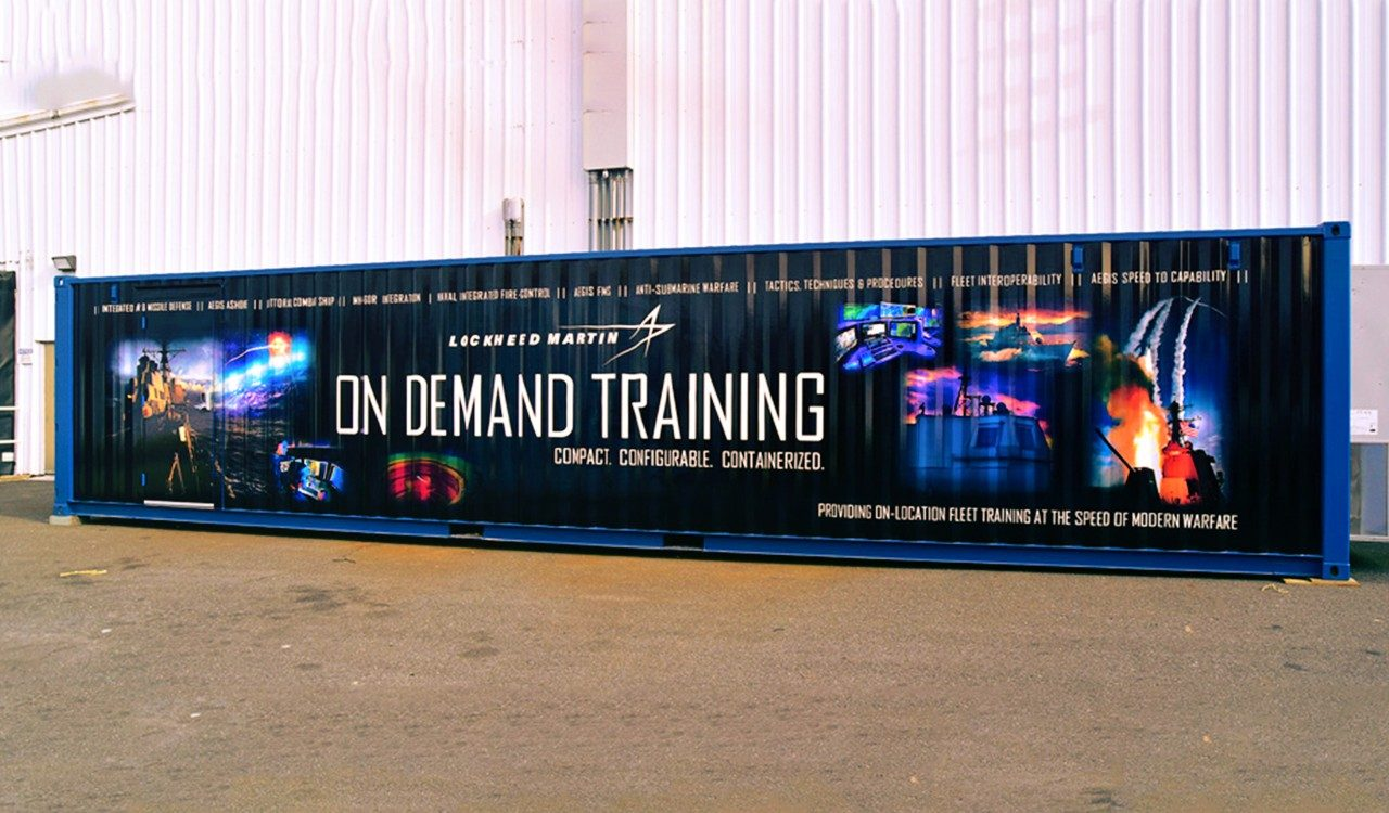 On-Demand Training Where Sailors Need it – at the Shipyard, Naval Station, or Pier