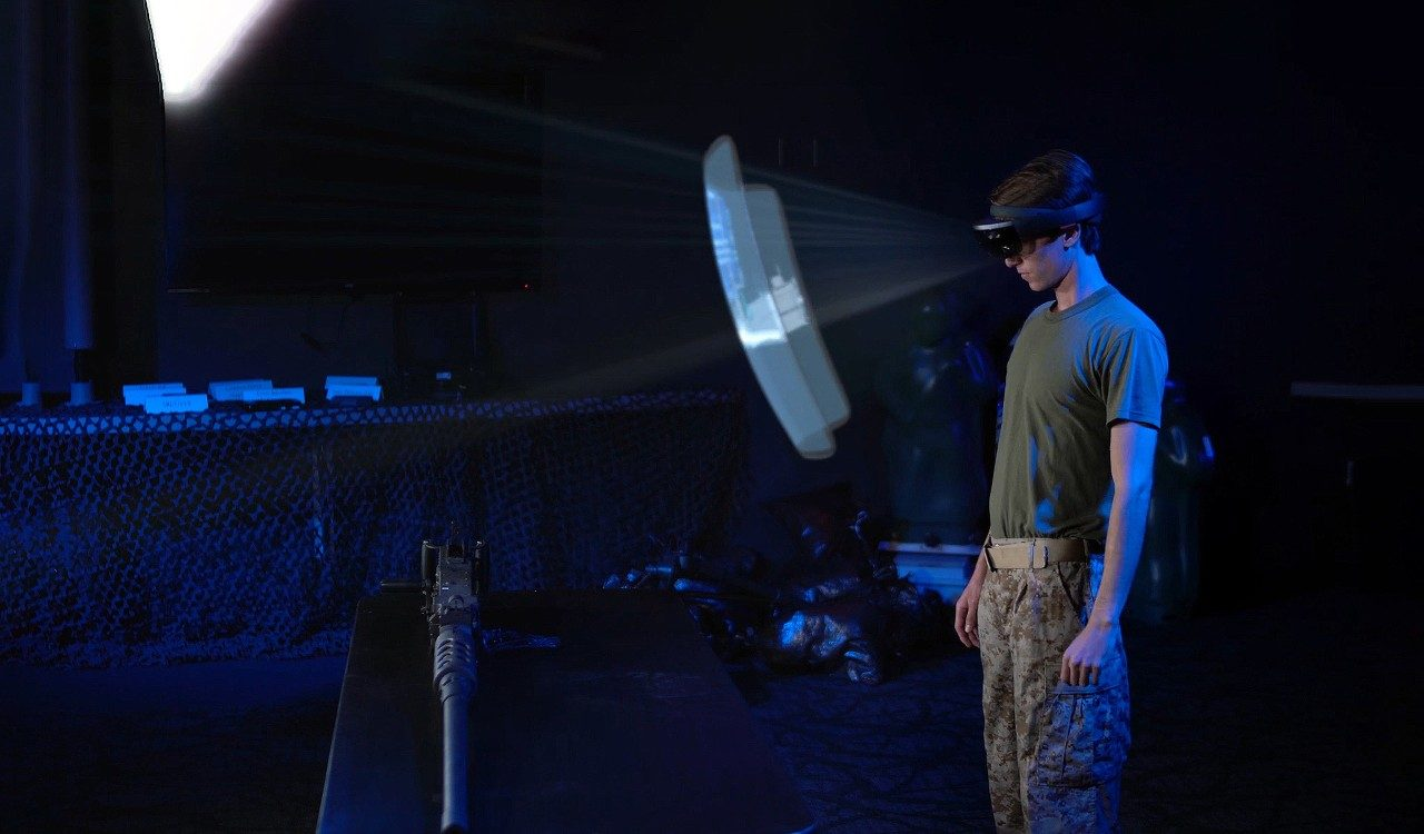 Three Technologies Transforming Military Training in 2020