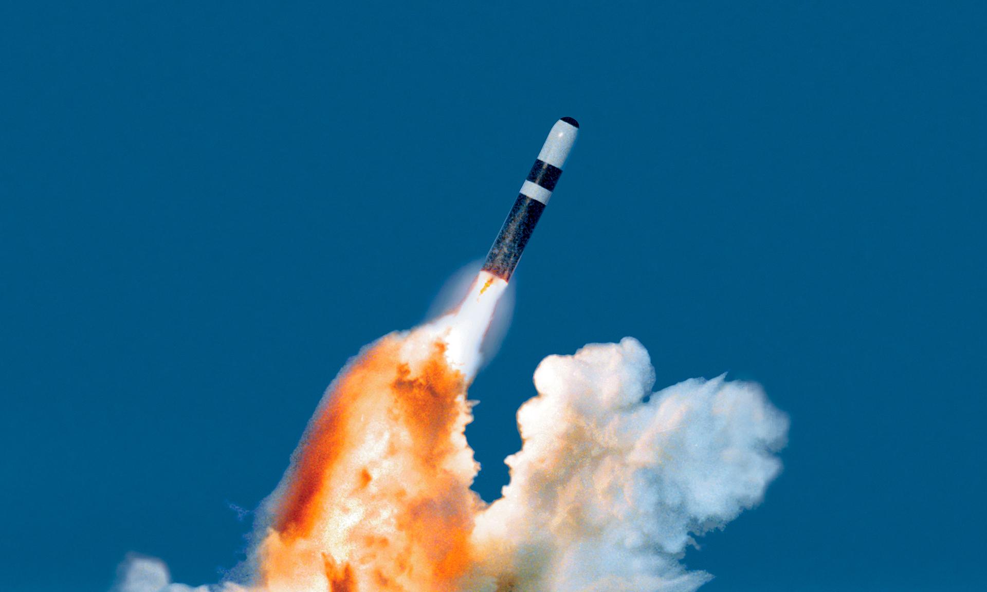 Trident II D5 Fleet Ballistic Missile