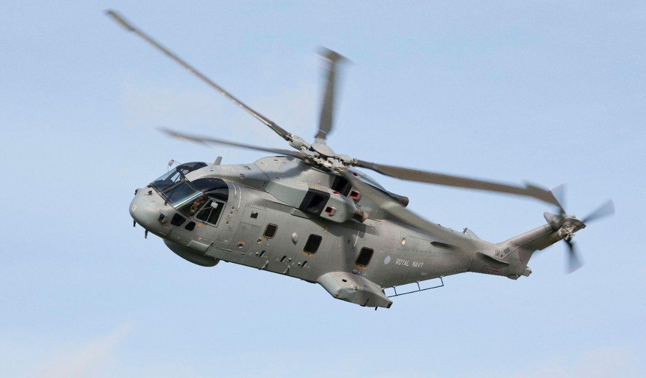Merlin Helicopter Lockheed Martin